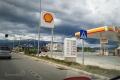 Ioannina - benzinka Shell