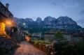 kamenná vesnice Meghalo Papingo
