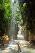 Panda Vrechi - river trekking