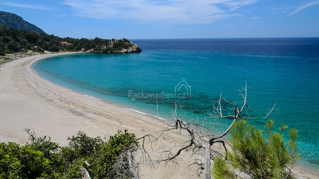 pláž Meghalo Seitani