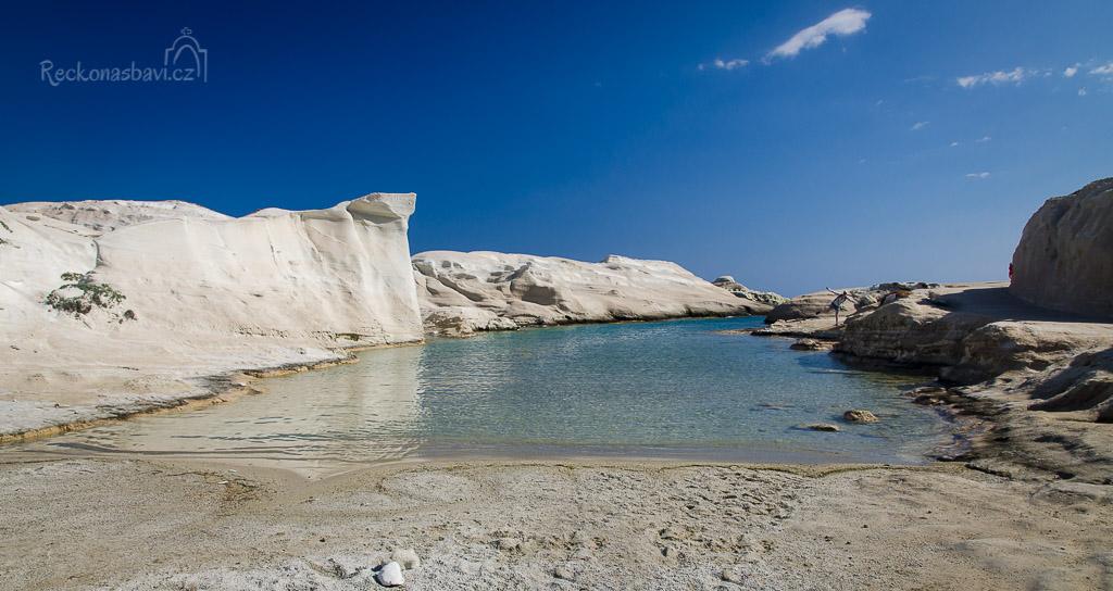 písek a mělká voda, to musíme vyzkoušet :)
