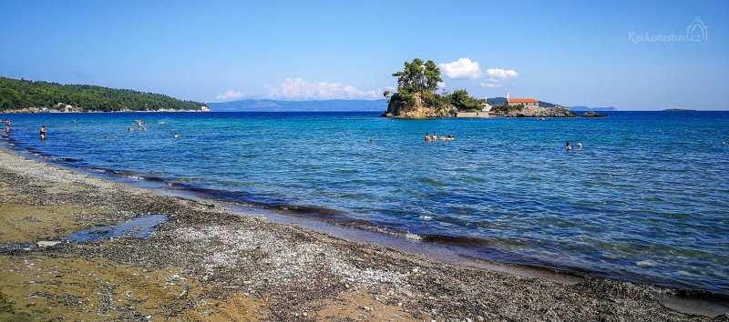 Elinika beach