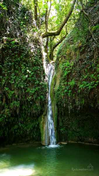 Waterfall Gerakiou