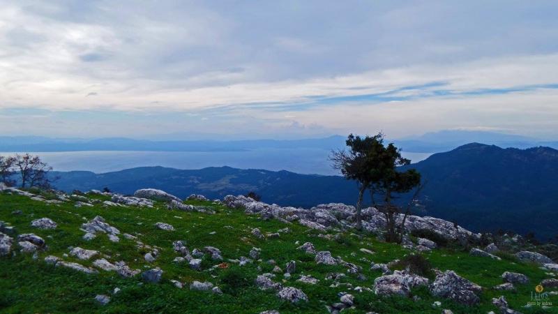 Mount Xiro (Ξηρό Όρος) 990m n.m.