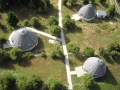 Theasis Igloo - fantastické ubytování pod horou