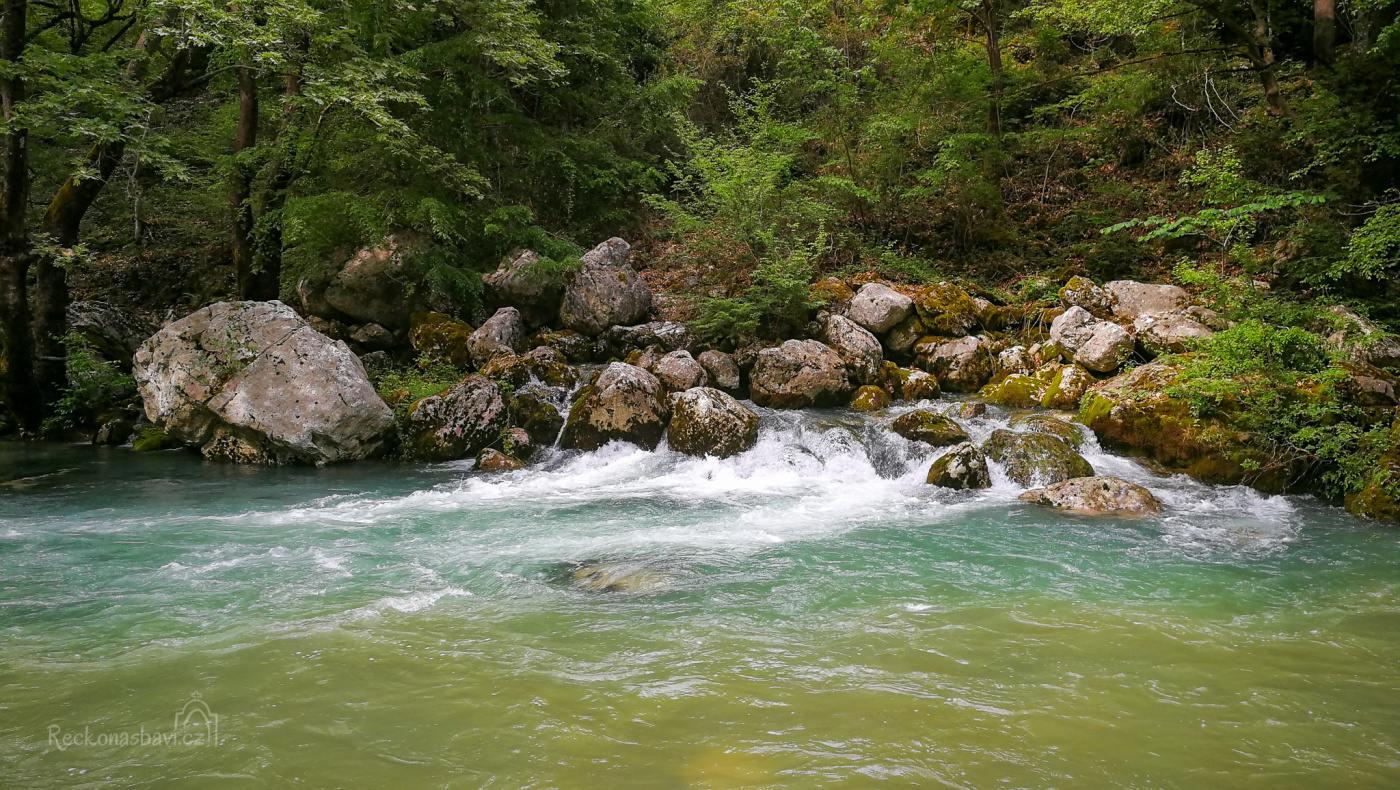 Voidomatis Springs