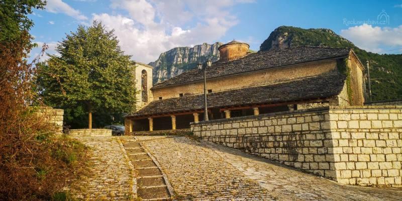 kostel Agios Tryfonas  (1971)