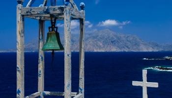 a už jsme u ní! Nádherná zvonice, kterou jsem si vysnil z fotek...