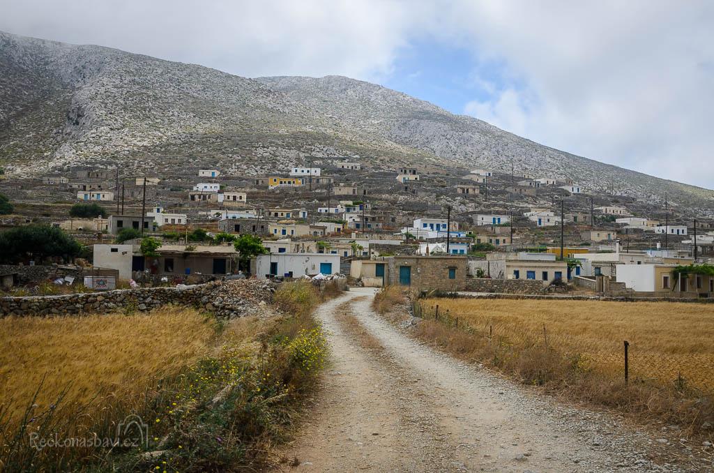 Náš výlet začíná v nejseverněji položené vesnici na Karpathosu – Avloně.