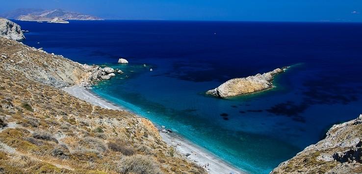 Katergo beach Folegandros