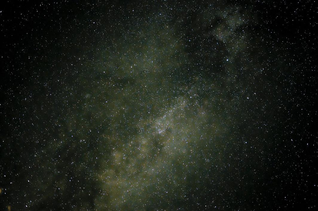 Souhvězdí Persea si na Ithace opravdu vychutnáte plnými doušky. I ostatní miliardy hvězd