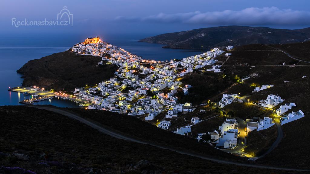 červen 2015 - řecký ostrov Astypalea. Jak psala moje kamarádka. Ostrov, kde je svět ještě v pořádku...