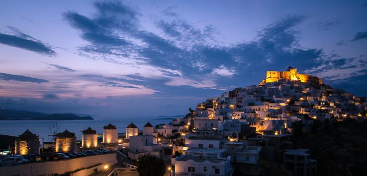 Astypalea island Greece