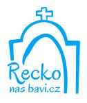 Řecko nás baví logo