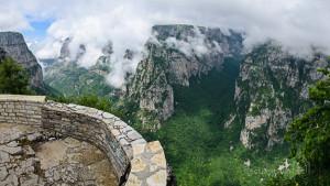 Oxia Vikos gorge