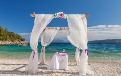 svatba v řecku