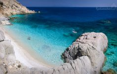 seychelles beach ikaria greece
