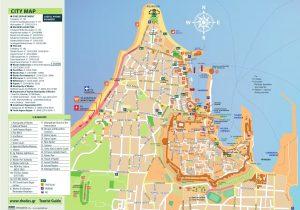 rhodos mapa mesta