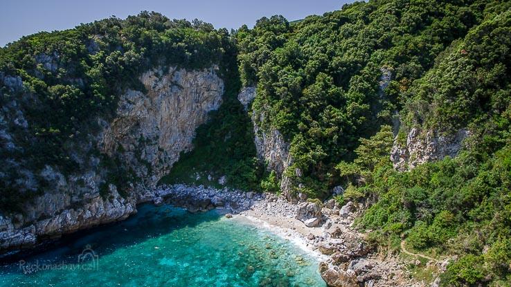 fakistra beach pelion greece