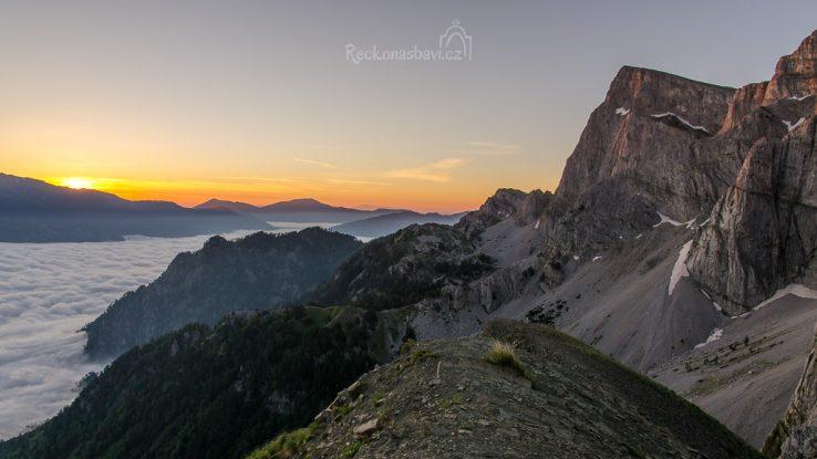Mt. Gamila Tymfi Greece