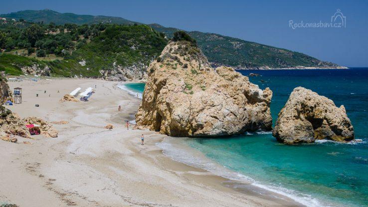 Potistika beach Pelion Pilio