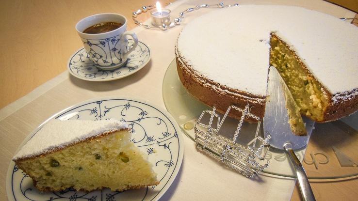 Vasilopita, novoroční koláč, Βασιλόπιτα, Nový rok