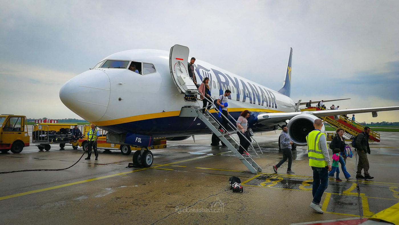 Ryan Air Bratislava