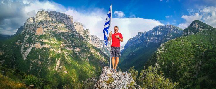 Řecko nás baví, Zagori, Vikos, Zdeněk Šenkyřík