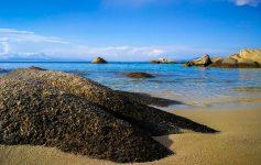 Kavourotripes Orange Beach Sithonia