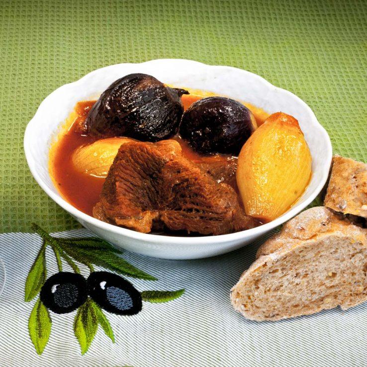 Řecká kuchyně a tradiční řecké recepty