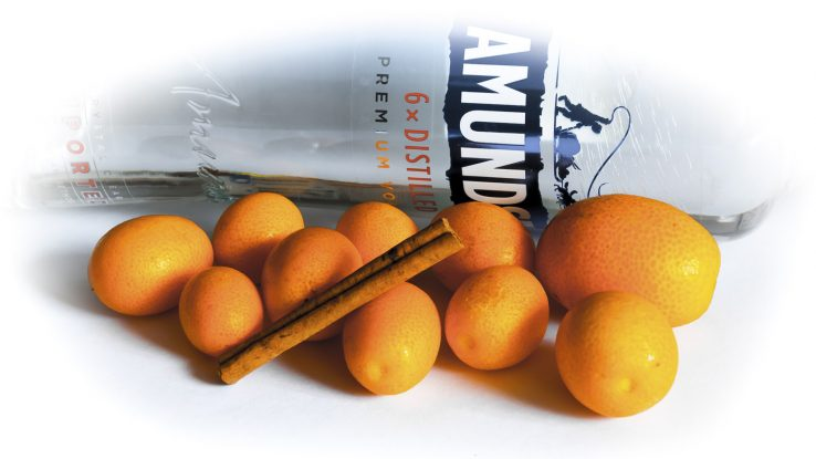 Kumquat likér - tekuté slunce ostrova Korfu