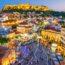 Monastiraki, Athény, Akropole