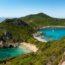 Pěší tůra k oboustranné pláži Porto Timoni