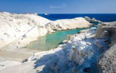 ostrov Milos - nejkrásnější pláže Řecka
