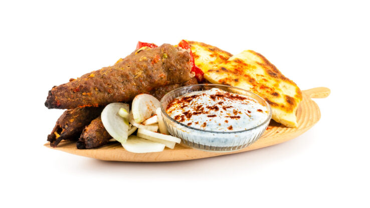 Kebab na jehle - grilovaná pochoutka z oblasti Pontus