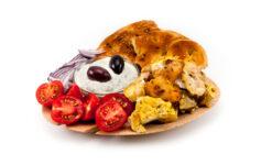 Recept na Kuřecí gyros - prostě a snadno doma v kuchyni