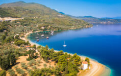 Severní Evia (Euboia)