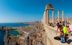 Rhodos, ostrov boha slunce