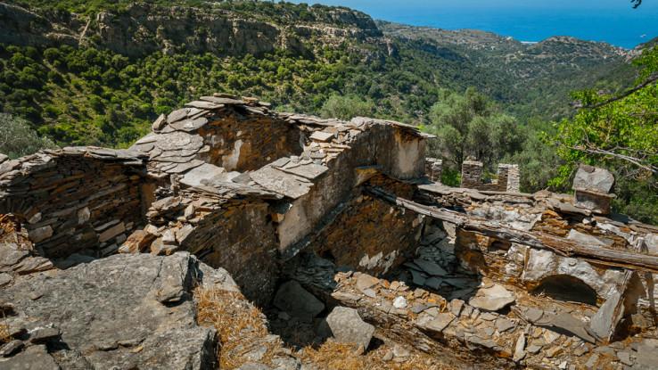 xeredhon, ztracené údolí, Ikaria
